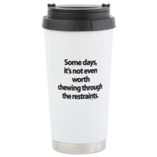 restraints.png Travel Mug