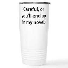 novel.png Travel Mug