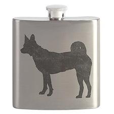 Kanji The Dog Flask
