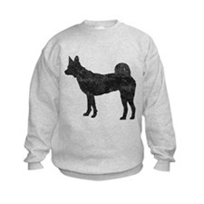 Kanji The Dog Sweatshirt