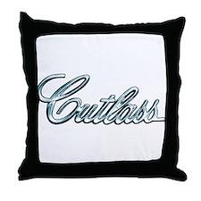 Olds Cutlass Throw Pillow