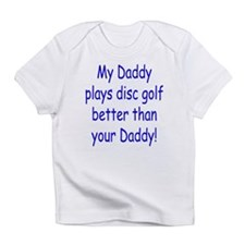 Unique Disc golf Infant T-Shirt