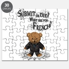 What are you, French? Puzzle