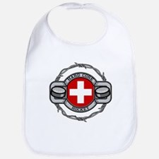 Switzerland Hockey Bib