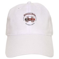 Oldsmobile 442 Muscle Baseball Cap