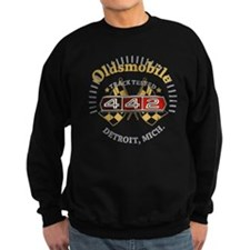 Oldsmobile 442 Muscle Jumper Sweater