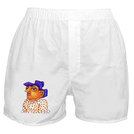 My Mom Betty Boxer Shorts