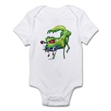 Angry Kitty Infant Bodysuit