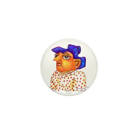 Mom Mini Button (10 pack)