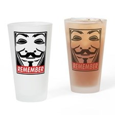 Remember Drinking Glass