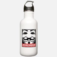 Remember Water Bottle
