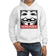 Remember Hoodie Sweatshirt