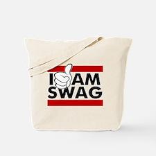 I Am Swag Tote Bag