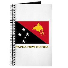 Papua New Guinea Flag Gear Journal