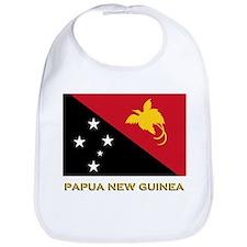 Papua New Guinea Flag Gear Bib