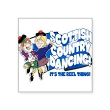 Scottish Country Dancing - It's the reel thing! Sq