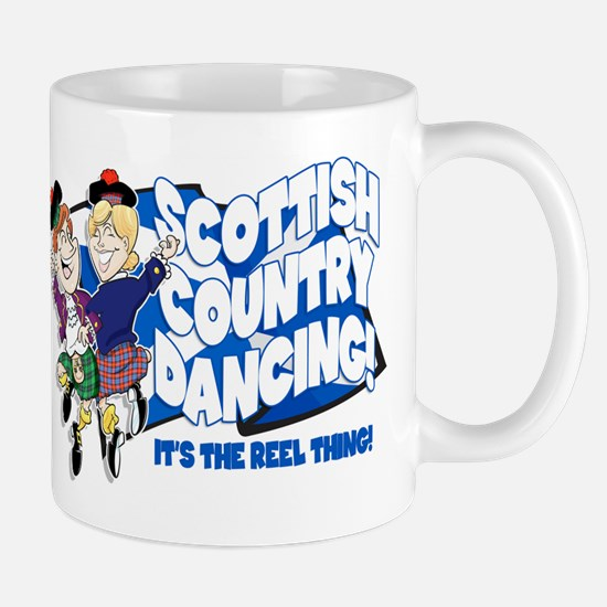 Scottish Country Dancing - It's the reel thing! Mu