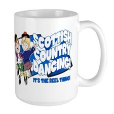 Scottish Country Dancing - It's the reel thing! La