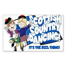 Scottish Country Dancing - It's the reel thing! St