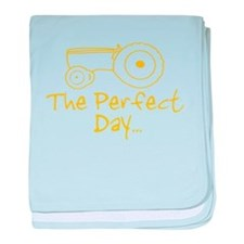 The Perfect Day baby blanket