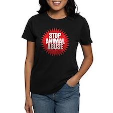 Stop Animal Abuse Tee