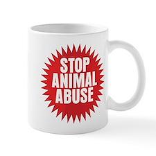 Stop Animal Abuse Mug