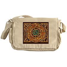Harvest Moons Pueblo Medallion Messenger Bag