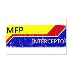 MFP Interceptor Wall Sticker