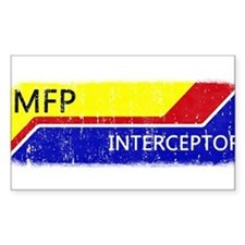MFP Interceptor Decal