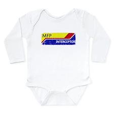 MFP Interceptor Long Sleeve Infant Bodysuit