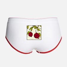 pomegranates Women's Boy Brief