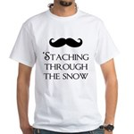 'Staching Through the Snow White T-Shirt