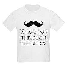 'Staching Through The Snow T-Shirt