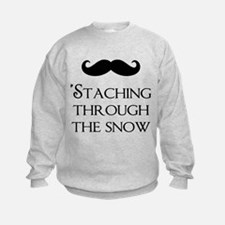 'Staching Through the Snow Jumpers