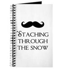 'Staching Through the Snow Journal