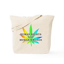 Legalize Marijuana Tote Bag