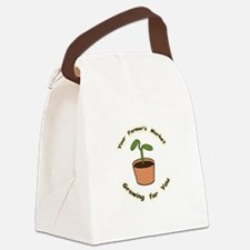 growingforyou.png Canvas Lunch Bag