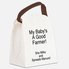 GoodFarmerShe Canvas Lunch Bag