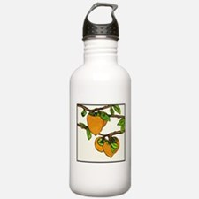 persimmons Water Bottle