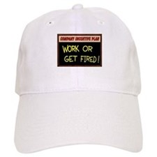 WORK ETHIC Baseball Cap