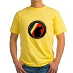 USCG Enlisted Memorial Yellow T-Shirt