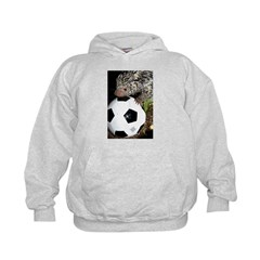 Porcupine With Soccer Ball Hoodie