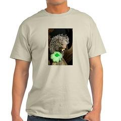 Porcupine with Shamrock T-Shirt