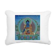 Cute Indian medicine Rectangular Canvas Pillow