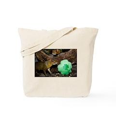 Agouti With Shamrock Tote Bag