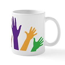 Hands Mug