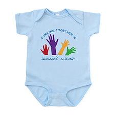 Social Work Infant Bodysuit