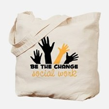 BeThe Change Tote Bag