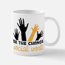 BeThe Change Mug