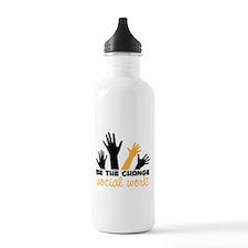 BeThe Change Water Bottle